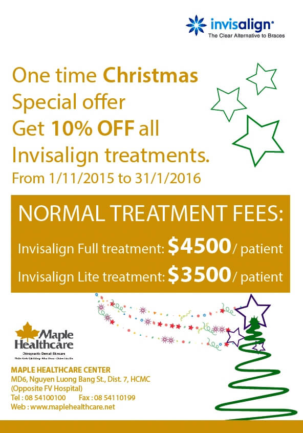 Maple Invisalign Discount