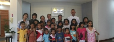 MAPLE HEALTHCARE VIETNAM OFFERED FREE DENTAL TREATMENT FOR ORPHANS OF MAI TAM CENTER