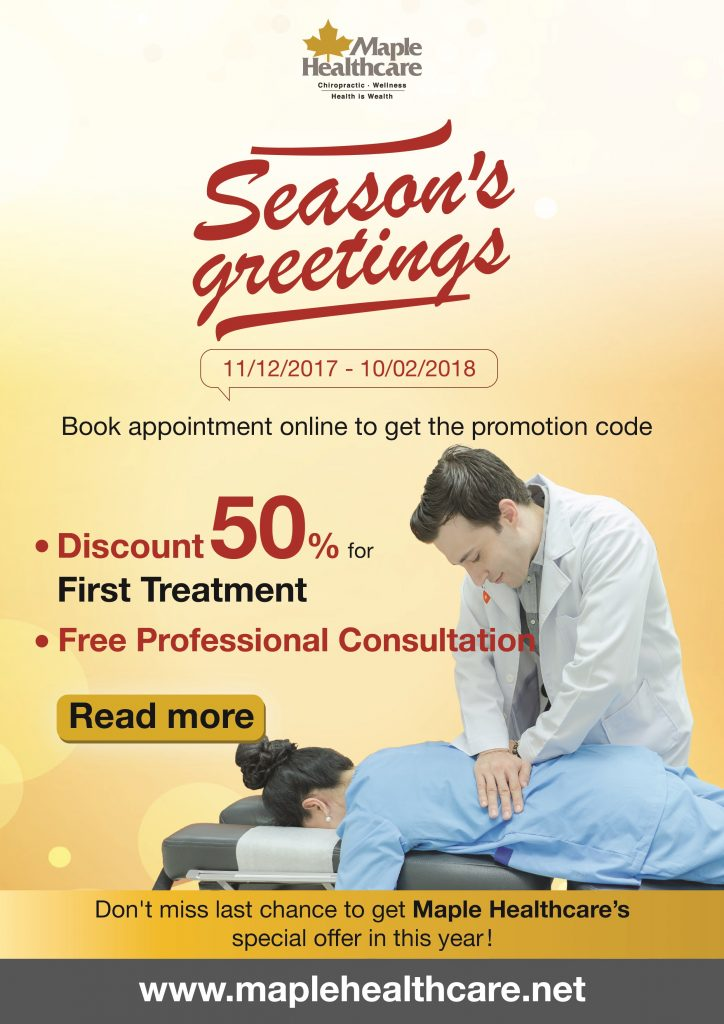 Chiropractic Care Clinic HCMC