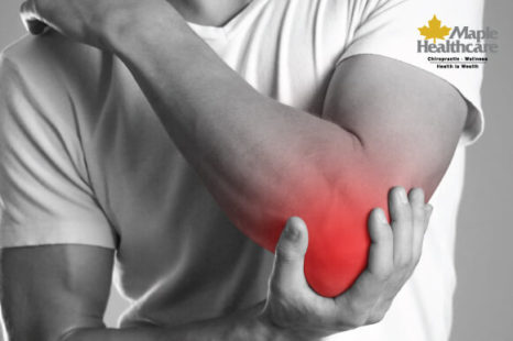 dealing with tennis golfers elbow